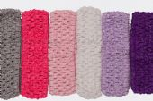 Crochet Headbands 1.5 inches